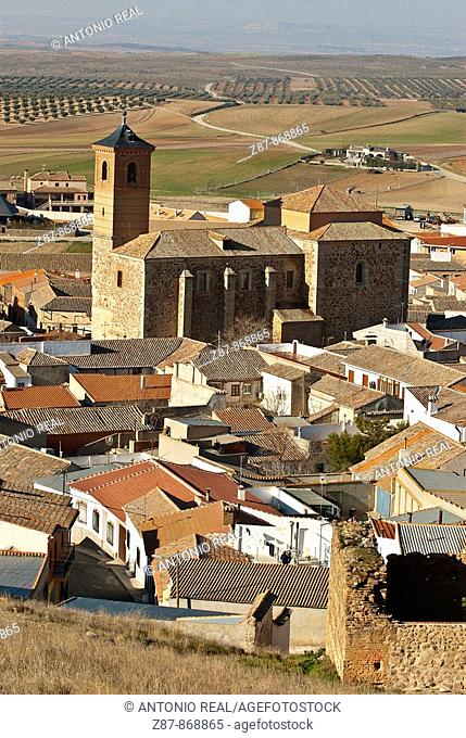 Almonacid de Toledo. Toledo province, Castilla-La Mancha, Spain