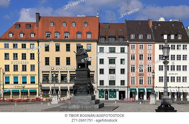 Germany, Bavaria, Munich, Max-Joseph-Platz