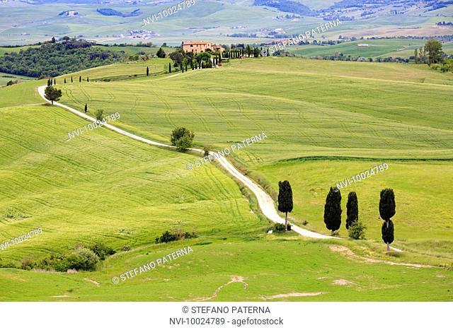 Terrapille, Pienza, Tuscany, Italy