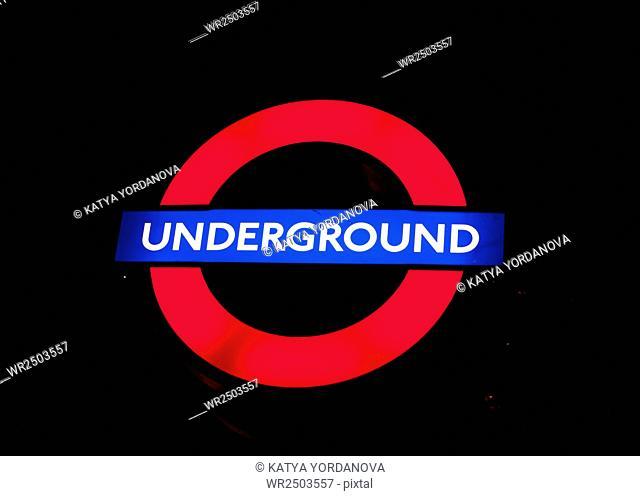 London Undergroundsign