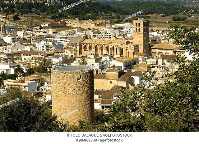 Felanitx. Majorca, Balearic Islands, Spain