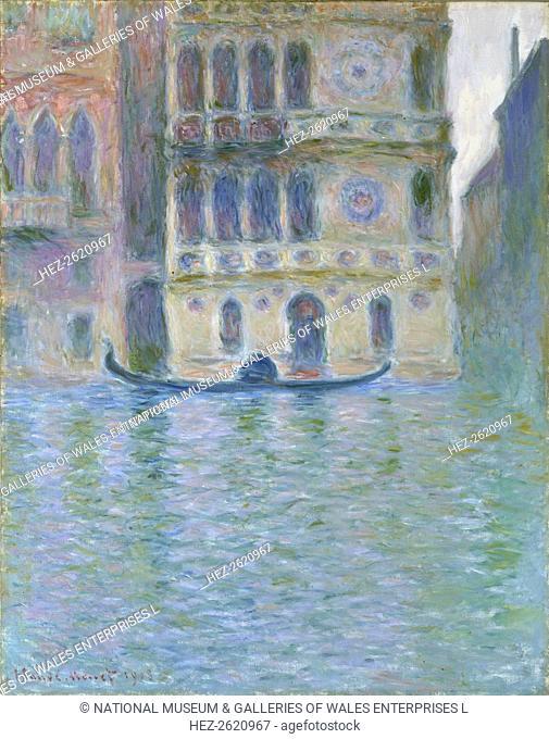 'The Palazzo Dario', 1908. Artist: Claude Monet
