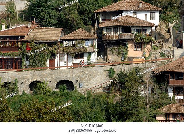 Veliko Tarnovo, general Gurko promenade, Bulgaria, Middle Bulgaria, Veliko Tarnovo