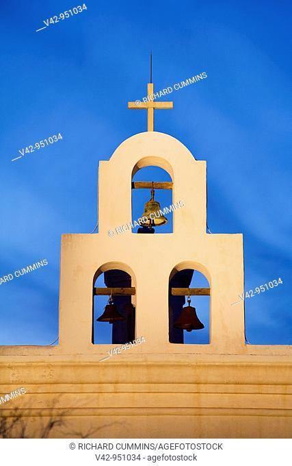 Mission San Xavier del Bac, Tucson, Arizona,USA
