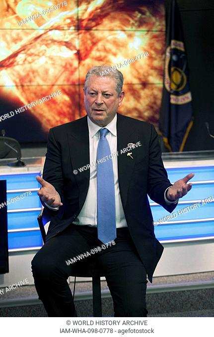 Albert 'Al' Gore Jr. (born March 31, 1948) American politician and environmentalist. Vice President of the United States from 1993 to 2001
