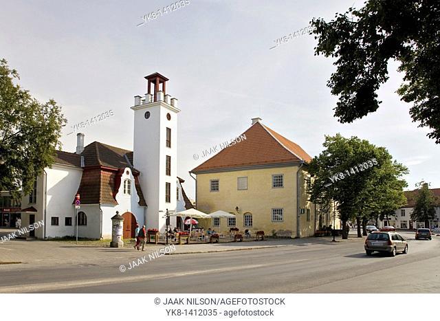 Kuressaare, Saare County, Estonia