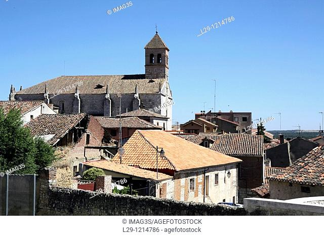 Simancas, Valladolid province, Castile-Leon, Spain