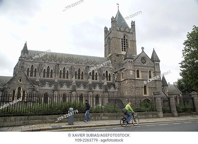 Christ Church Cathedral, Dublin, Leinster, Ireland