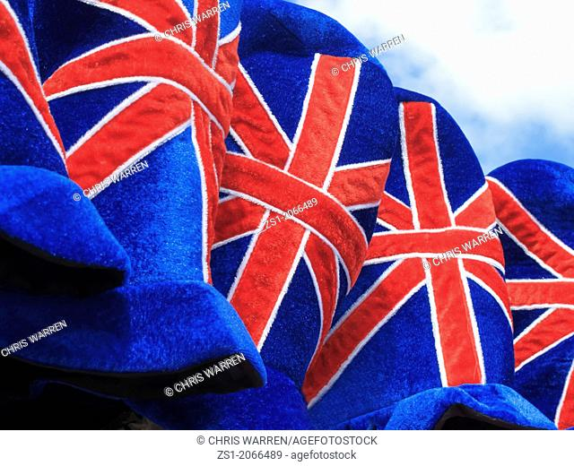 Union Jack Souveniers Westminster London England