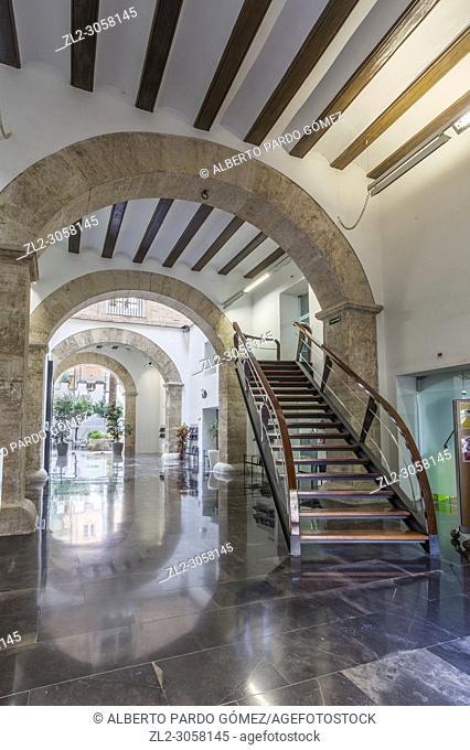 Pineda Palace, Valencia, Spain