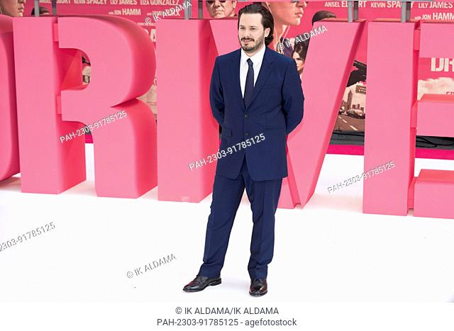 Edgar Wright attends the European Premiere of BABY DRIVER. London, UK. 21/06/2017 | usage worldwide. - London/United Kingdom of Great Britain and Northern...