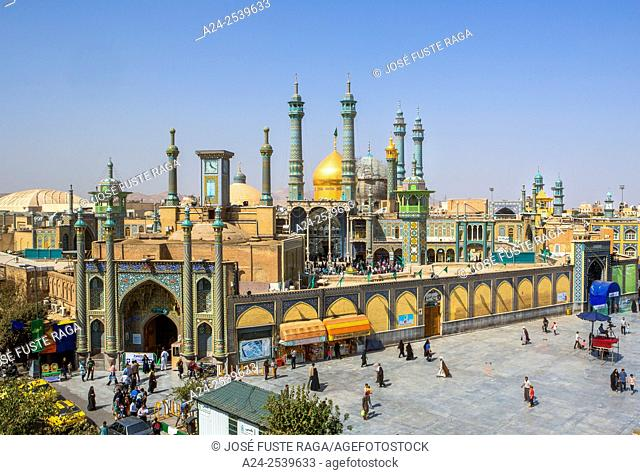 Iran , Qom City, Hazrat-e Masumeh (Holy Shrine)