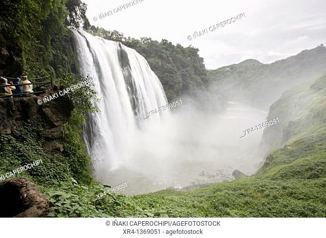 Huangguoshu Waterfall, Huangguoshu, Guizhou, China