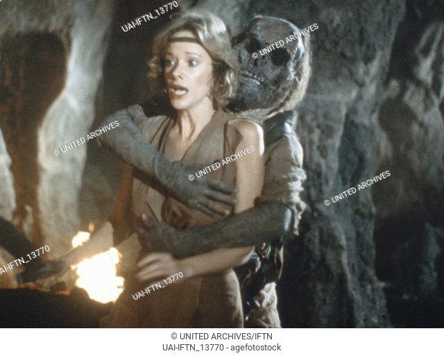 Sorceress, aka: Die Mächte des Lichts, USA/Mexiko 1982, Regie: Jack Hill, Szenenfoto