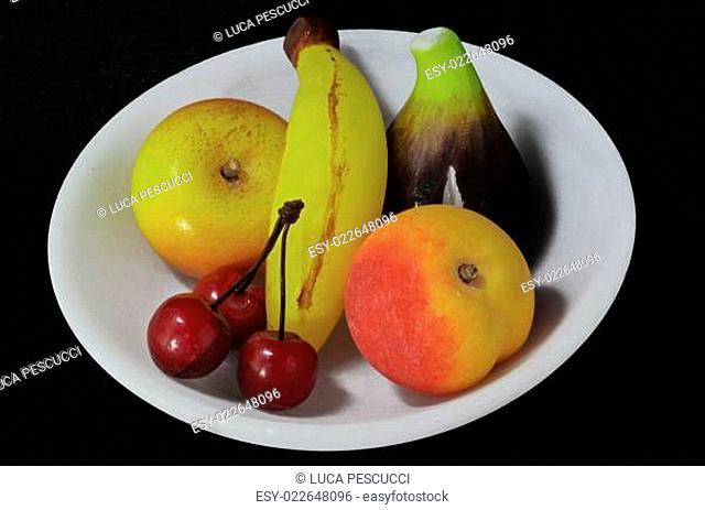 Alabaster fruits