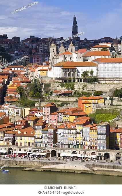 Old town of Oporto, UNESCO World Heritage Site, Portugal, Europe