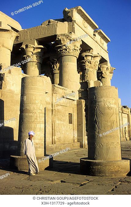 Kom Ombo Temple, Egypt, Africa