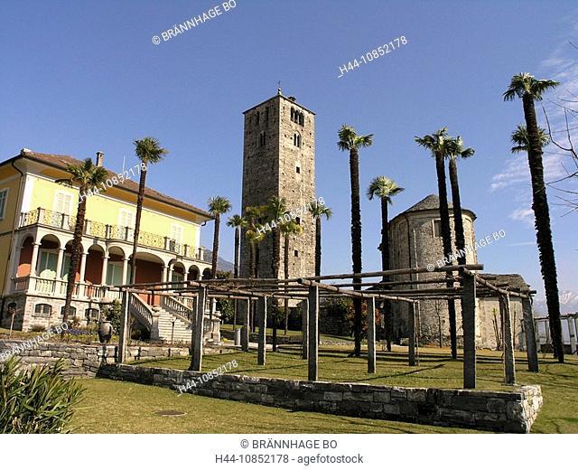 10852178, Switzerland, Canton of Ticino, Parco Vil