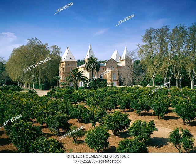 Parc Samà. Cambrils, Tarragona province, Spain