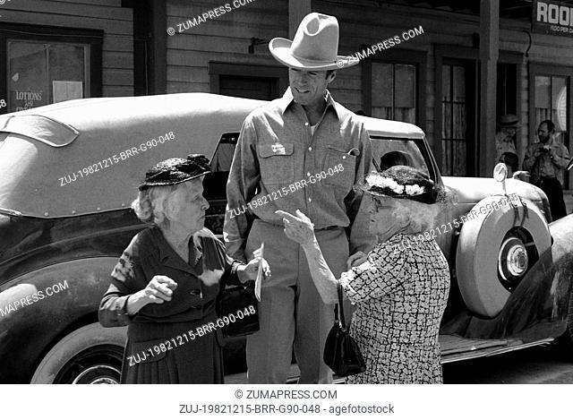 RELEASE DATE: December 15, 1982  MOVIE TITLE: Honkytonk Man  DIRECTOR: Clint Eastwood STUDIO: The Malpaso Company  PLOT: As the film opens on an Oklahoma farm...