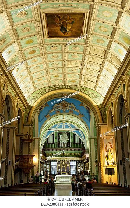 Cathedral; Santiago de Cuba, Cuba
