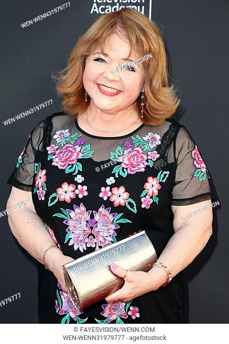 69th Los Angeles Area Emmy Awards Featuring: Patrika Darbo Where: Los Angeles, California, United States When: 23 Jul 2017 Credit: FayesVision/WENN
