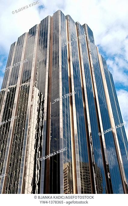 Modern architecture, CBD, Sydney, Australia