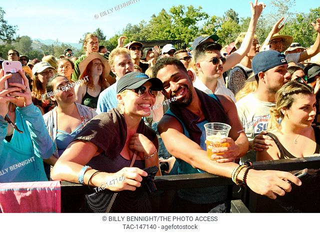 Atmosphere at the Arroyo Seco Weekend on June 25, 2017 at the Brookside Golf Course in Pasadena, California