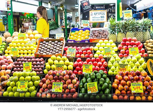 Adelaide Central Market, South Australia