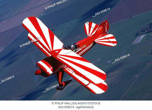 Pitts Special airplane