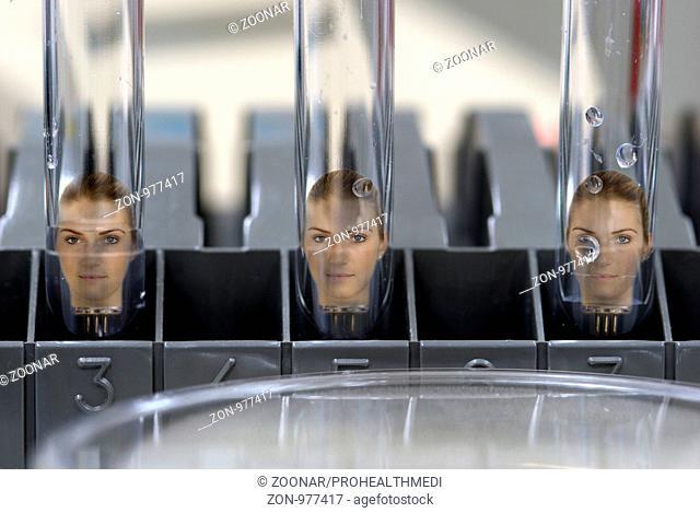 cloned female head