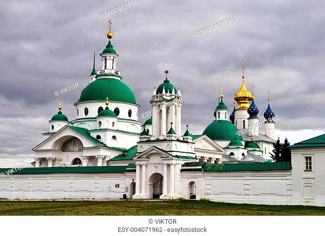 Saviour Monastery Yakovlevsky in Rostov the Great