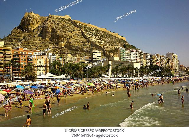 -Alicante's Beaches- Spain