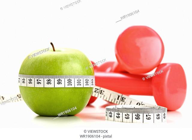 Healthy diet still life