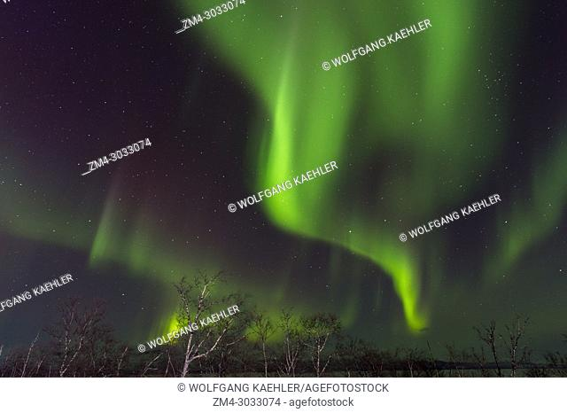 An aurora sometimes referred to as polar lights, northern lights (aurora borealis) is produced when the magnetosphere is sufficiently disturbed by the solar...