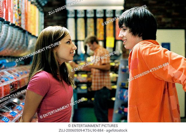 RELEASE DATE: April 28, 2006. MOVIE TITLE: Stick It. STUDIO: Touchstone Pictures. PLOT: Haley Graham is a former gymnast-turned-juvenile delinquent whom