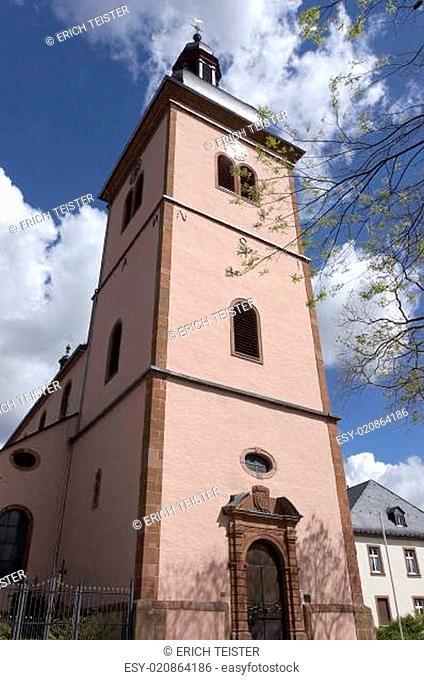 Sankt Markuskirche Wittlich