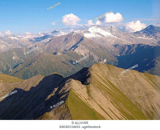 Olperer, Austria, Tyrol, Innsbruck
