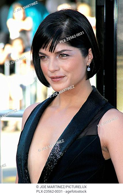 Hellboy II: The Golden Army Premiere Selma Blair 6-28-2008 / Mann Village Theatre / Westwood, CA / Universal Pictures / Photo by Joe Martinez