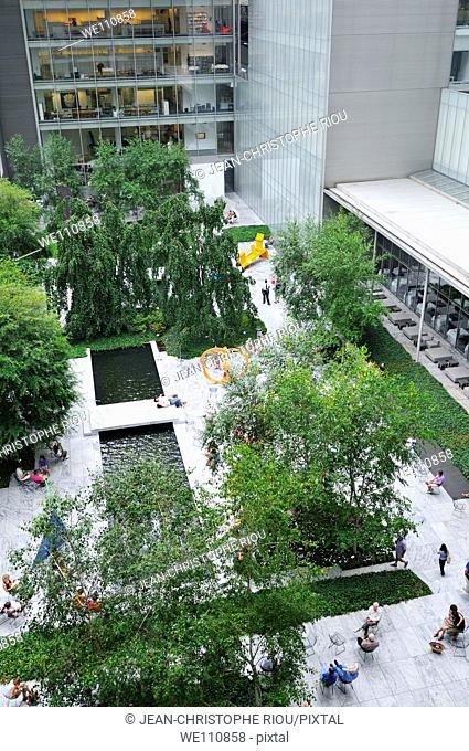 Museum of Modern Art, New York City, USA