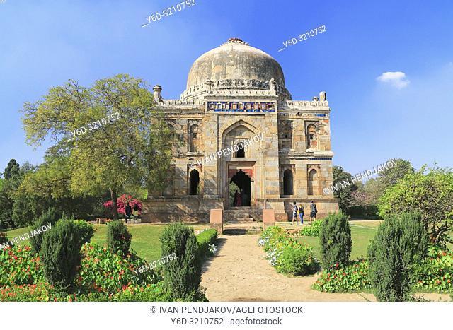 Shish Gumbad, Lodhi Garden, New Delhi, India