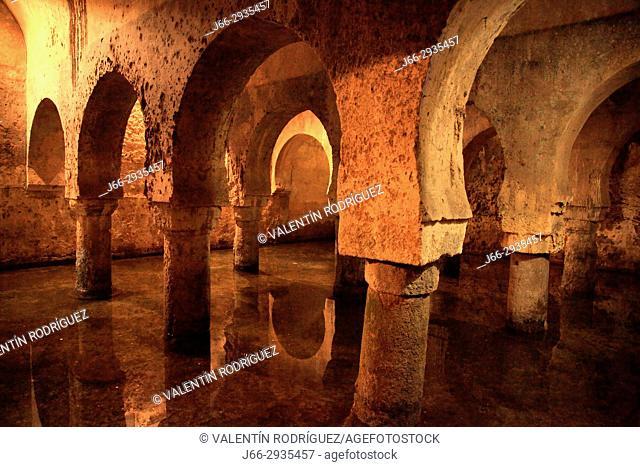 Spanis - Muslim in the palace of Las Veletas. Cáceres