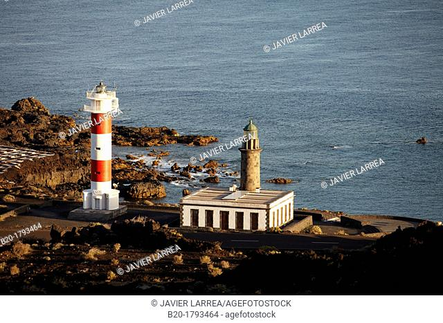 Lighthouse, Faro de Fuencaliente, La Palma, Canary Island, Spain