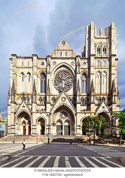 Cathedral Church of Saint John the Divine, New York