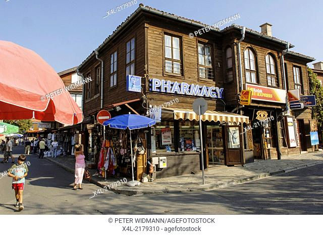 Nessebar, Old Town, Bulgaria, Black Sea