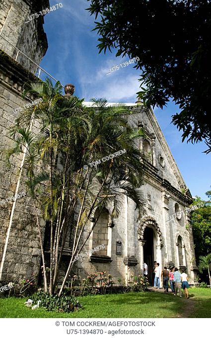 Anini-y church, Panay, Philippines