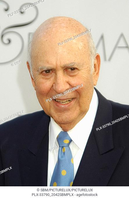 """Carl Reiner at the World Premiere of """"""""Alex & Emma"""""""", held at Grauman's Chinese Theater in Hollywood, CA. The event took place on Monday, June 16, 2003"""