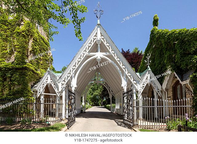 Necropolis Cemetery, Cabbagetown, Toronto