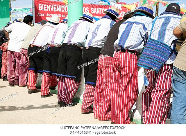 An annual festival is celebrated on October 31 to November 2, and is centered on All Saint's Day on November 1 'Todos Santos' translates to 'all saints' in...