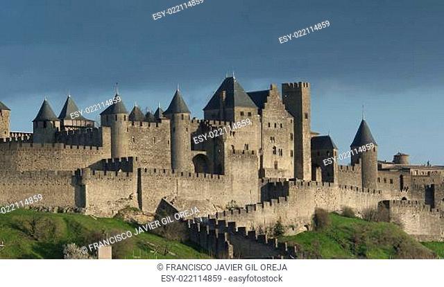 Carcassonne, Languedoc Roussillon, France